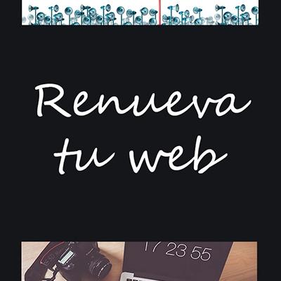 ¿Por qué debes renovar tu página web?