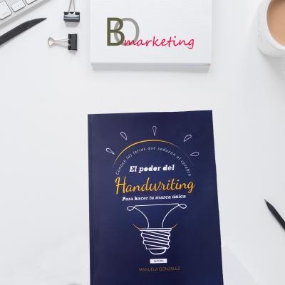 BO Marketing, de libro